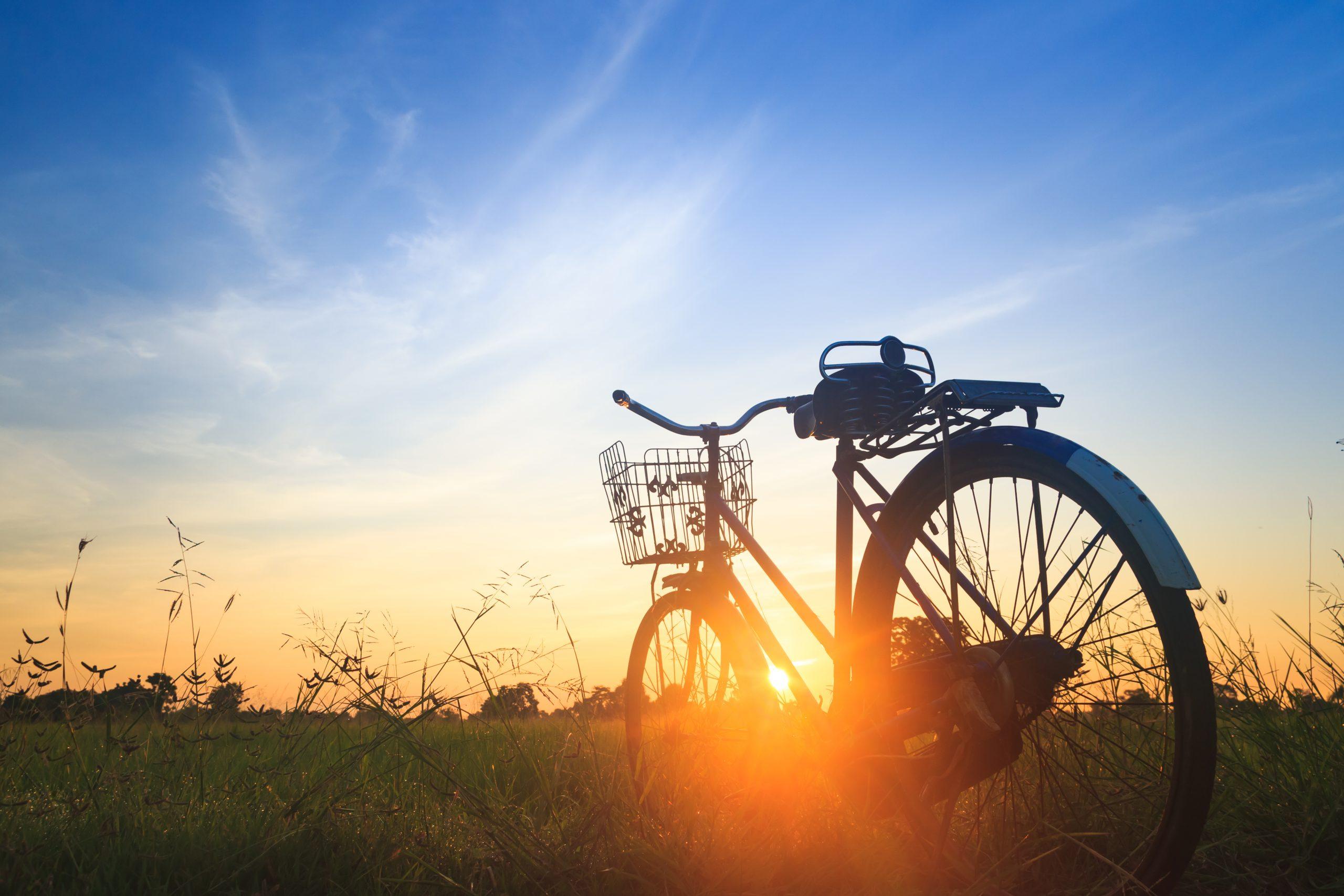 Financiën doen? Ga toch fietsen!